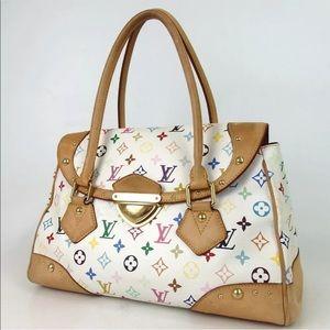 Louis Vuitton Multicolor Beverly GM handbag